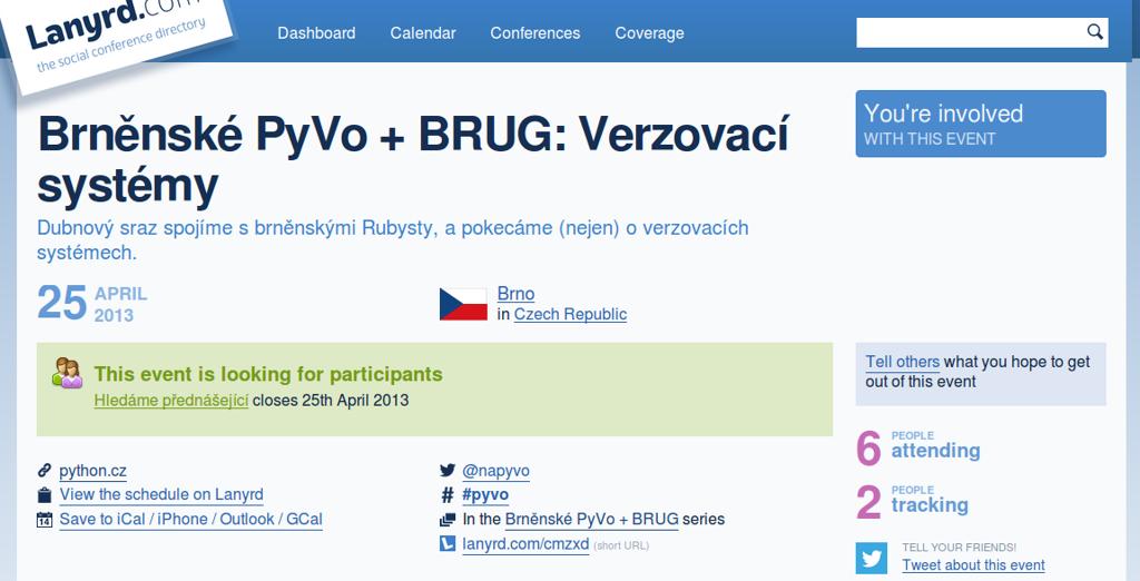 PyVo + BRUG