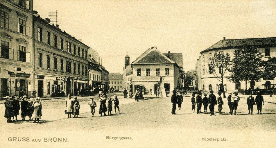 Mendlovo náměstí